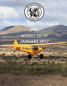 Aerial Survelliance Report for January 2017
