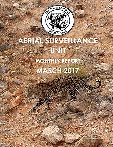 Aerial Survelliance Report for March 2017