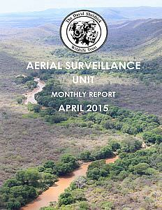 Aerial Survelliance Report for April 2015