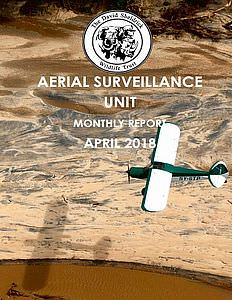 Aerial Survelliance Report for April 2018