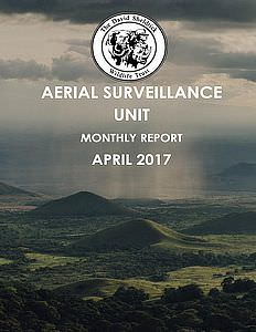 Aerial Survelliance Report for April 2017