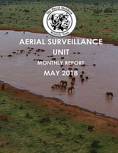 Aerial Survelliance Report for June 2018
