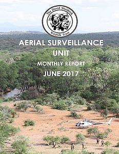 Aerial Survelliance Report for June 2017