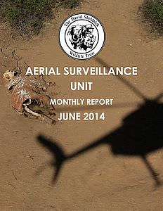 Aerial Survelliance Report for June 2014