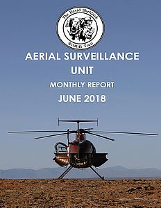 Aerial Survelliance Report for July 2018