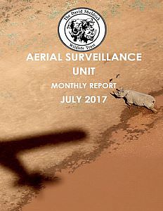 Aerial Survelliance Report for July 2017