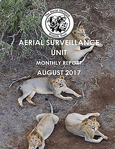 Aerial Survelliance Report for August 2017