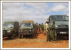 Joined livestock operation with KWS