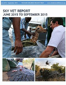 Sky Vet Report for September 2015