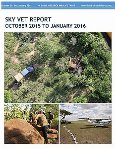 Sky Vet Report for January 2016