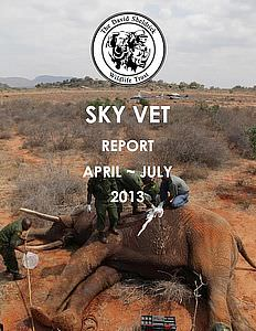 Sky Vet Report for July 2013