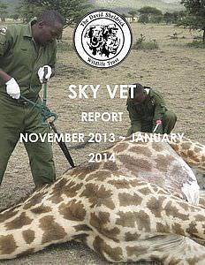 Sky Vet Report for January 2014