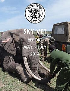Sky Vet Report for July 2014